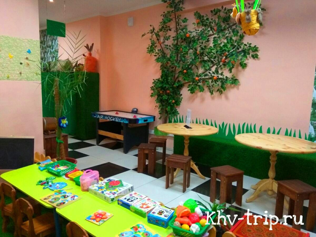 Развлекательный центр Хабаровск