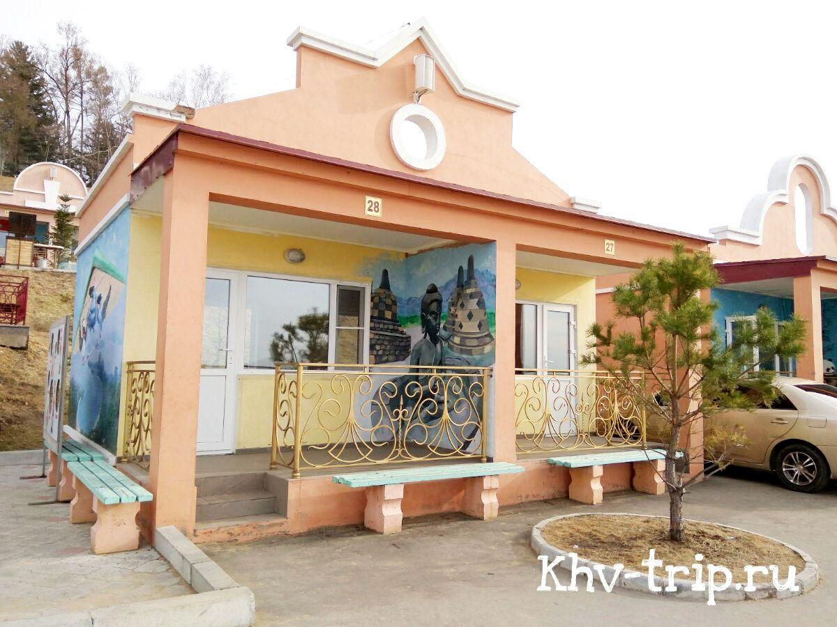 Шашлычные домики Заимка