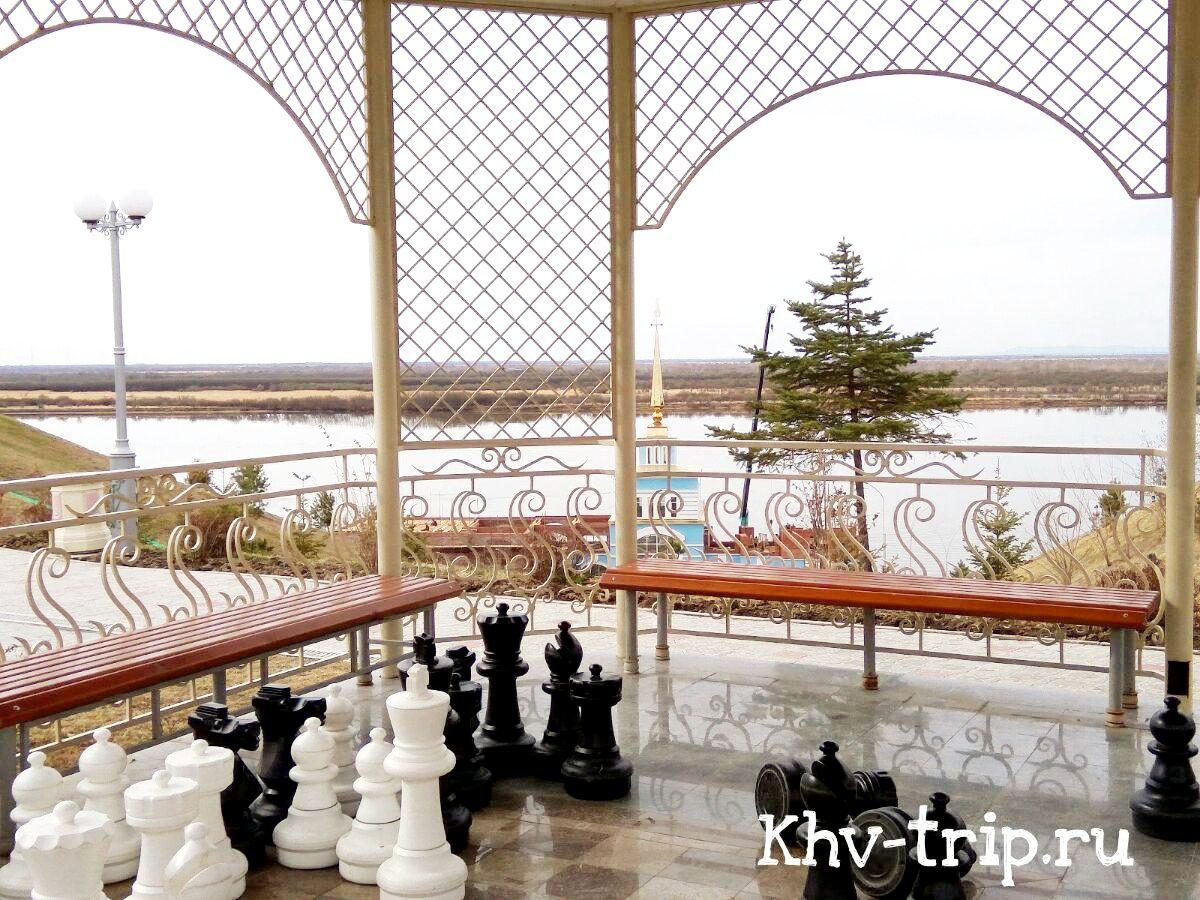 База отдыха Заимка Хабаровск