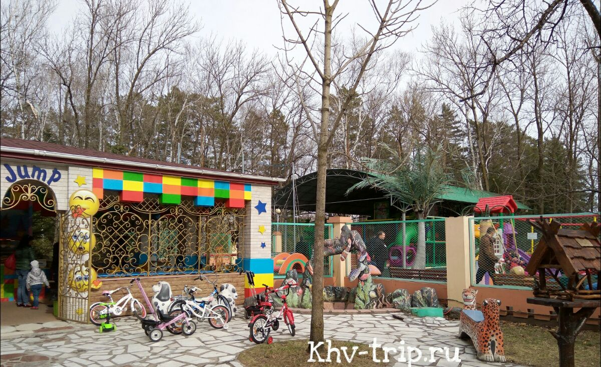 База отдыха Хабаровск