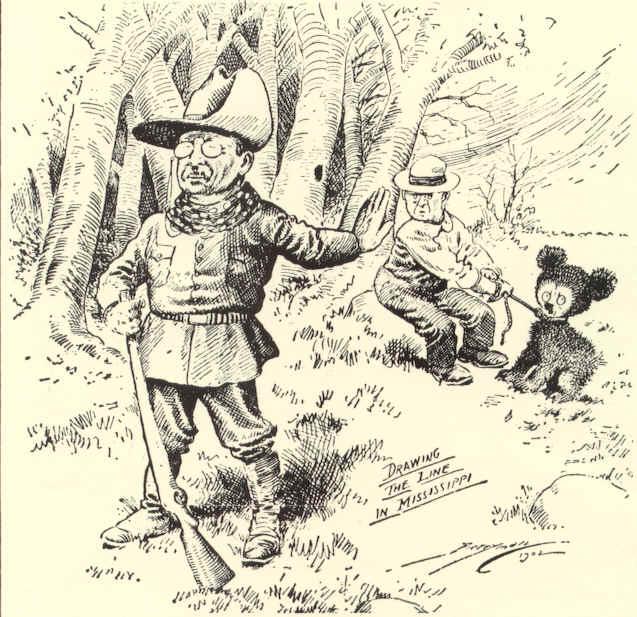 История мишек Тедди
