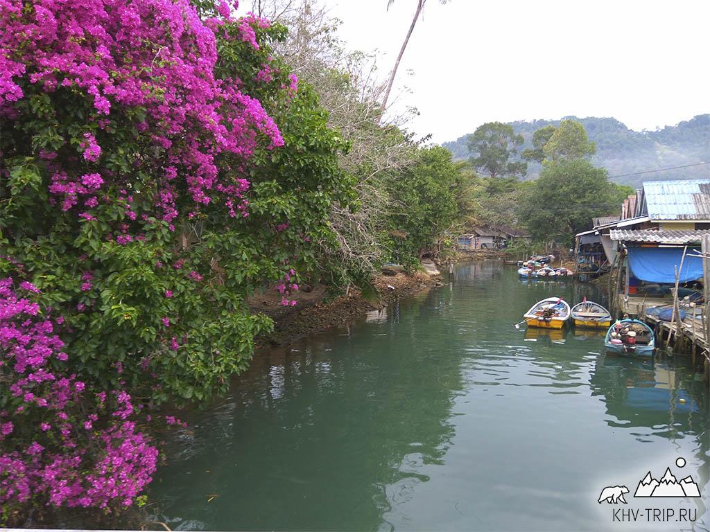 Отстров Ко Чанг, Тайланд семейный отдых