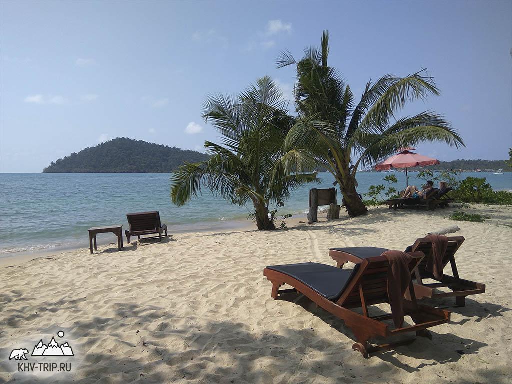 Пляжи Ко Чанга фото